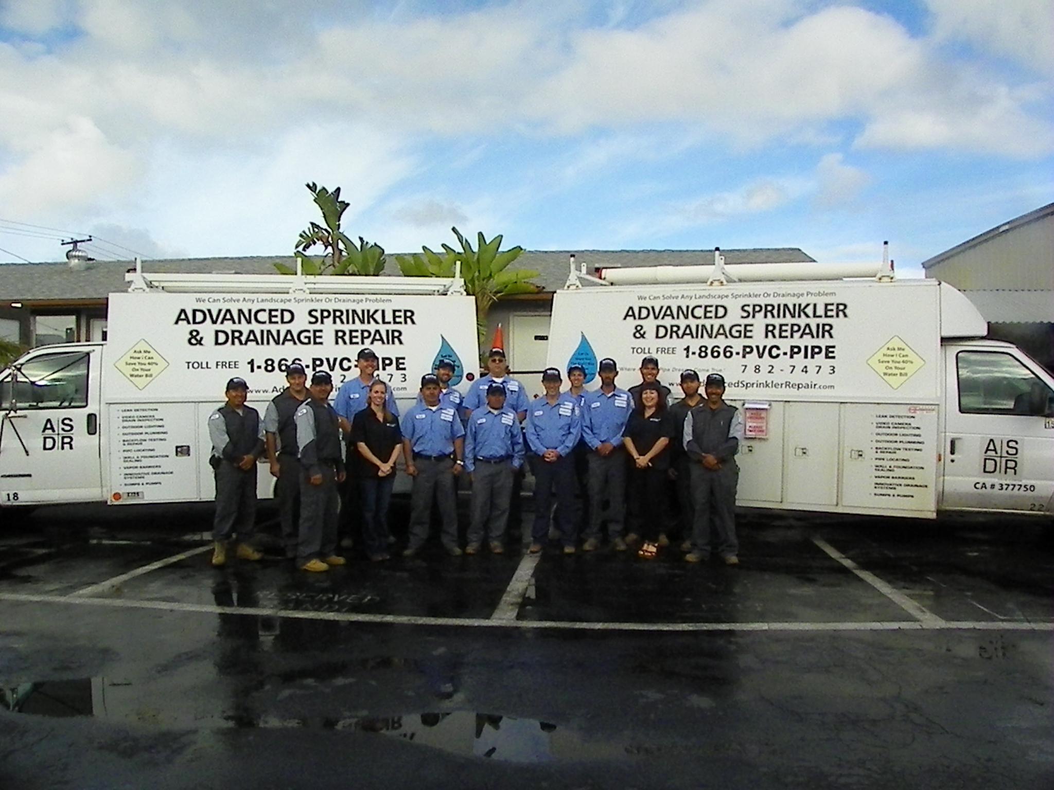 Advanced Sprinkler & Drainage Repair